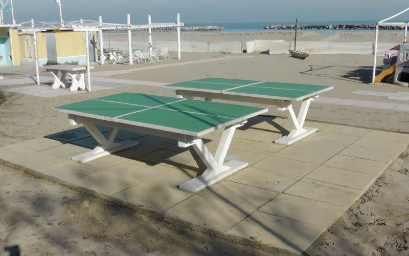 Il Torneo Di Ping Pong
