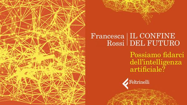 "Legal Tech Books (S01 E03): Francesca Rossi, ""Il confine del futuro"""